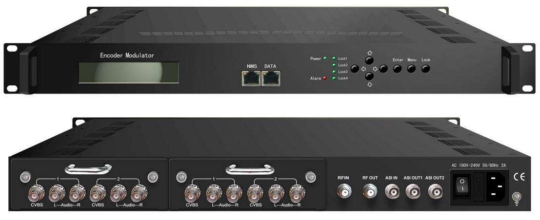 图辰TC-GDC8Y高清光端串流器