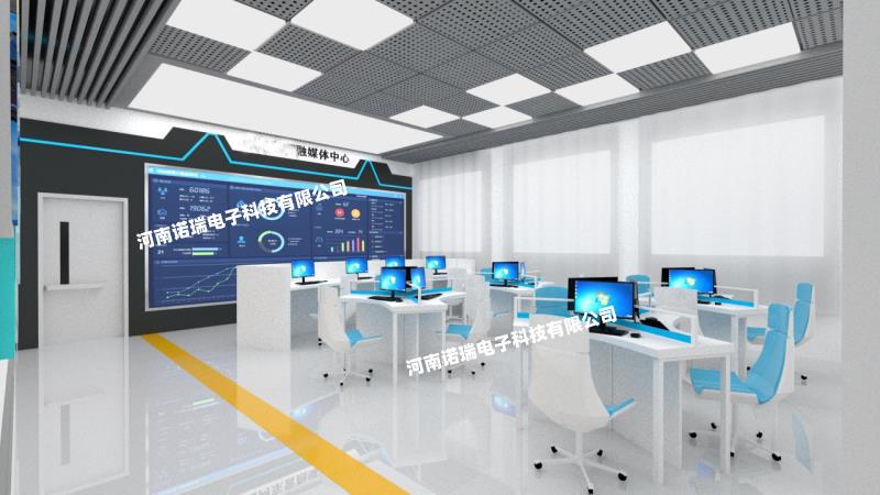 南阳市融媒体中心建设